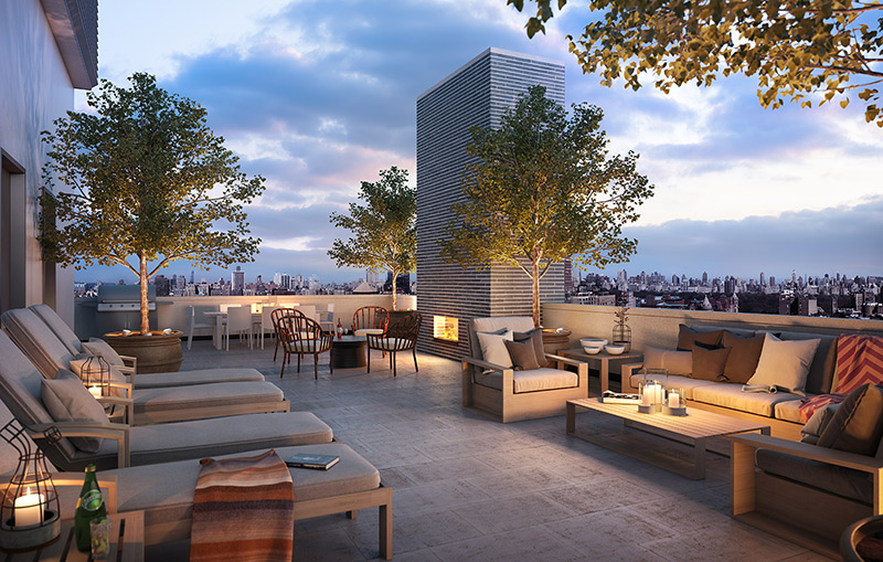 Amenities 210 West 77th